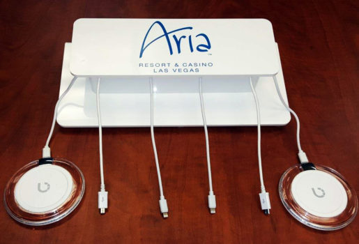 ARIA DESKTOP COMPCHARGER